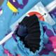 Демисезонный мембранный комбинезон Pogo Kids Крабы  Голубой  88885-5