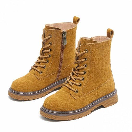 Ботинки Snoffy 209516 Yellow