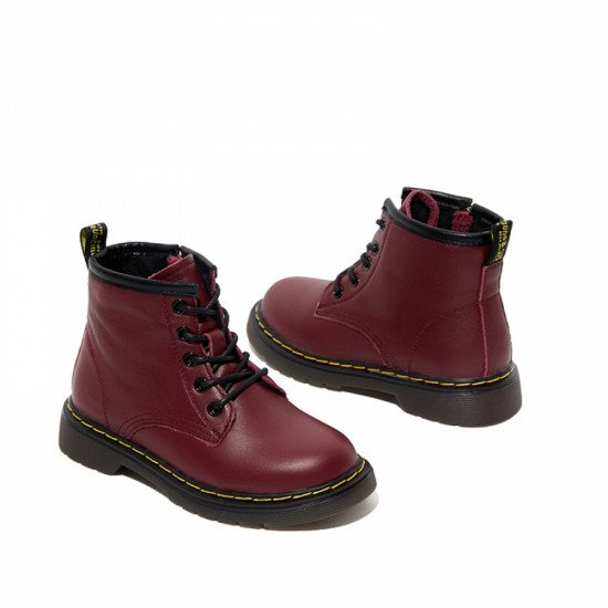 Ботинки Snoffy 209507 Wine Red