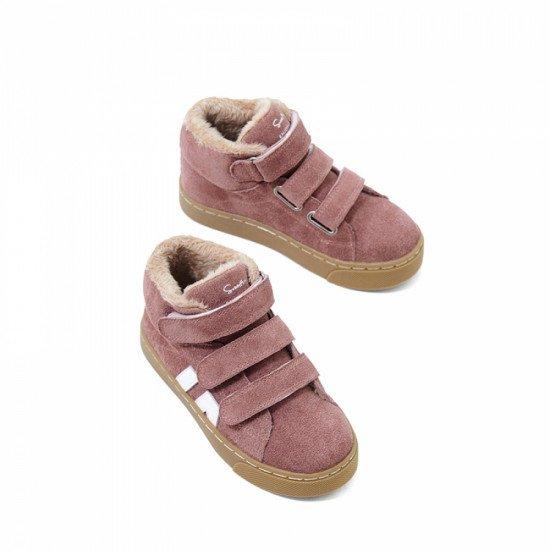 Кеды Snoffy 209404 Pink