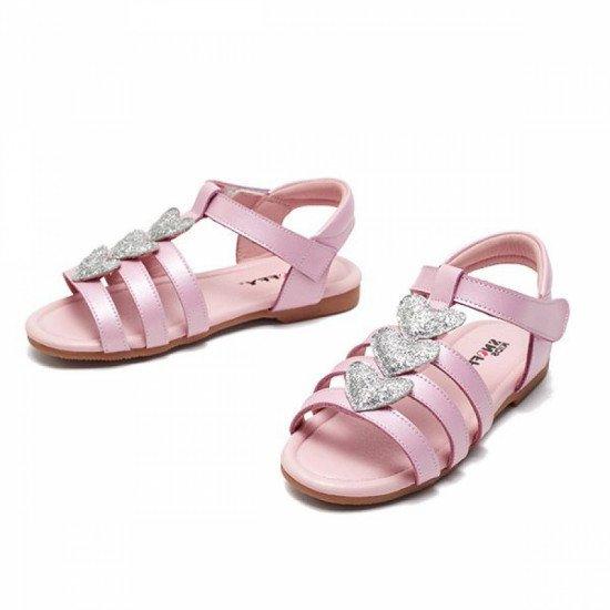 Босоножки Snoffy 19715 Pink