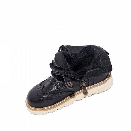 Ботинки Snoffy 209506 Black