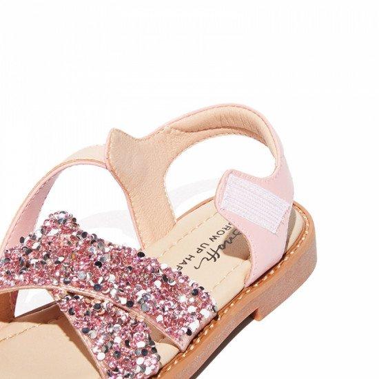 Босоножки Snoffy 217124 Pink