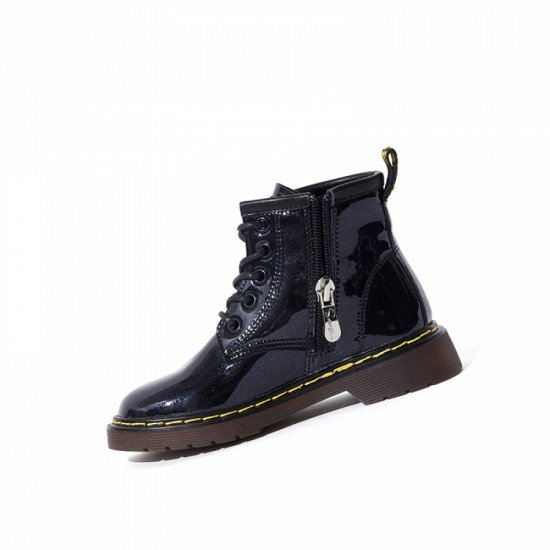 Ботинки Snoffy 209504 Black