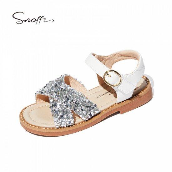 Босоножки Snoffy 217124 Silver