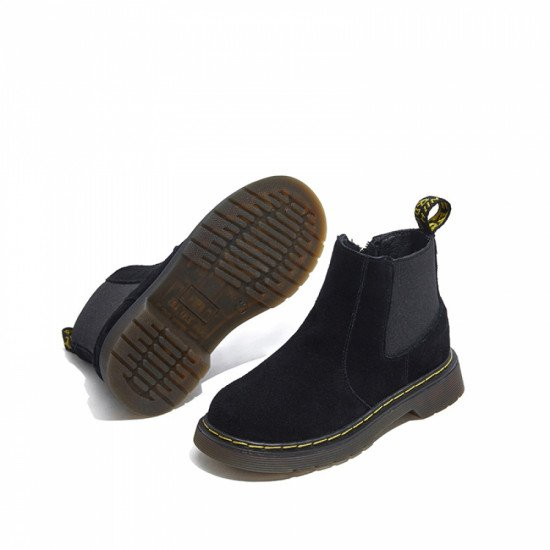 Ботинки Snoffy 209114 Black