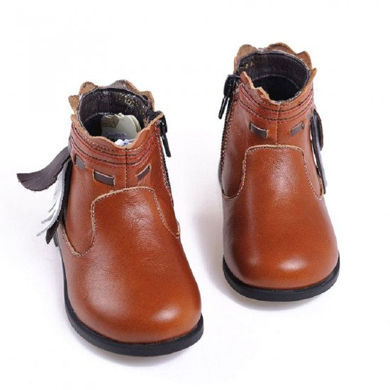 Ботинки для девочки Caroch C-A11718BR