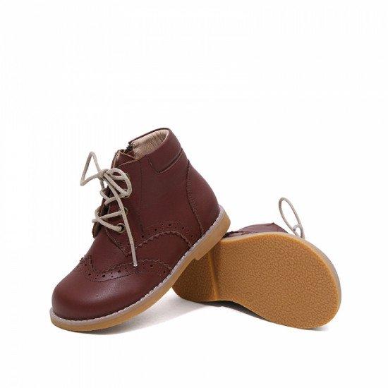 Ботинки Snoffy 209511 Brown