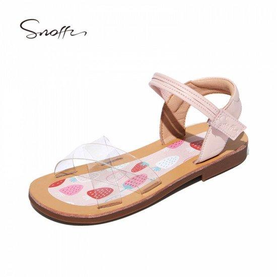 Босоножки Snoffy 217112 Pink