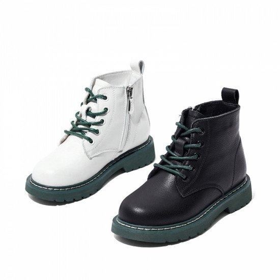 Ботинки Snoffy 209518 White/Green