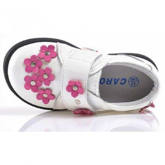 Ботинки для девочки Caroch C-11514WH