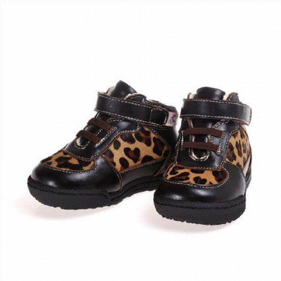 Демисезонные ботинки для девочки Caroch C-6313BR