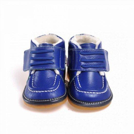 Детские теплые ботинки Caroch C-2442BL