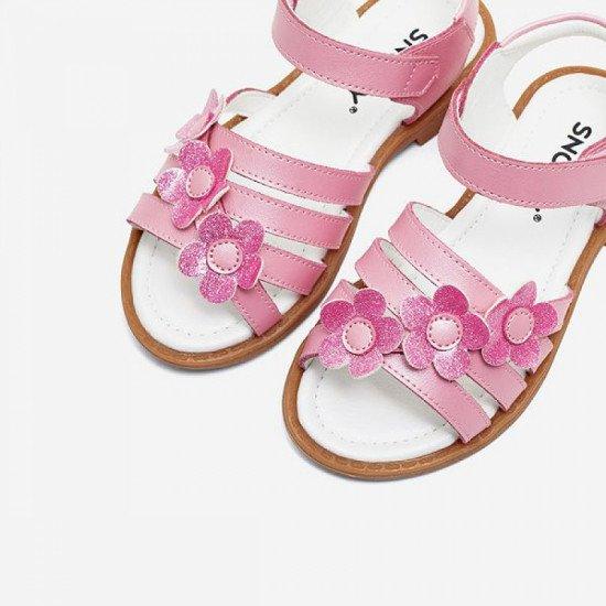Босоножки Snoffy 19735 Pink