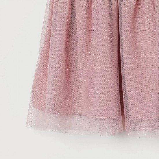 Платье с фатиновой юбкой LM-1737
